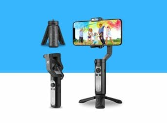 Hohem iSteady X 3-Axis Gimbal Stabilizer for Smartphone