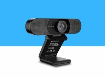 eMeet C960 Webcam with Microphone